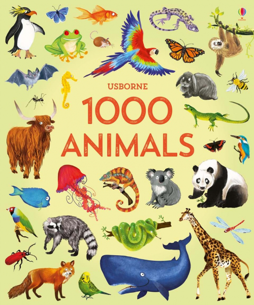 1000 Animals by Jessica Greenwell 0