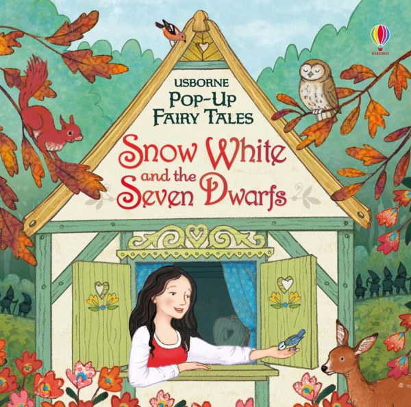 Pop up Snow White 0