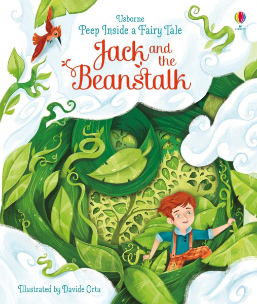 Peep Inside a Fairy Tale Jack and the Beanstalk 0