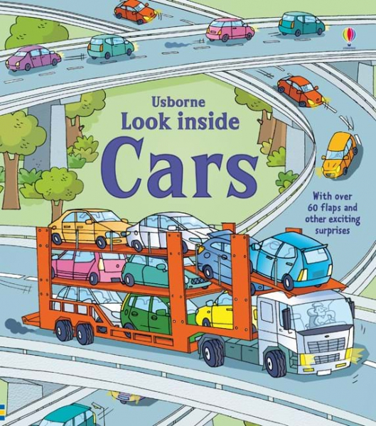 Look Inside Cars 0