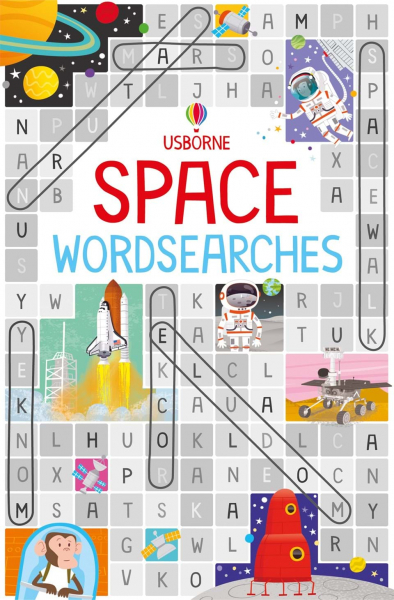 Space Wordsearches 0