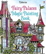 Fairy palaces magic painting book 0