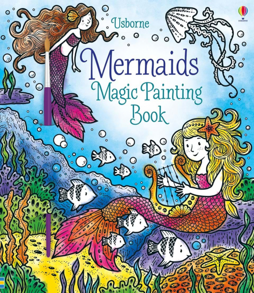 Magic Painting Mermaids 0