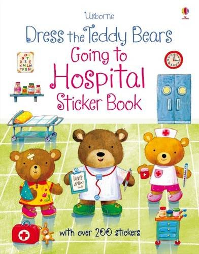 Dress the Teddy Bears Going to Hospital 0