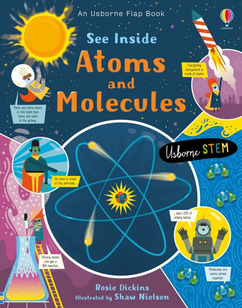 See Inside Atoms and Molecules 0