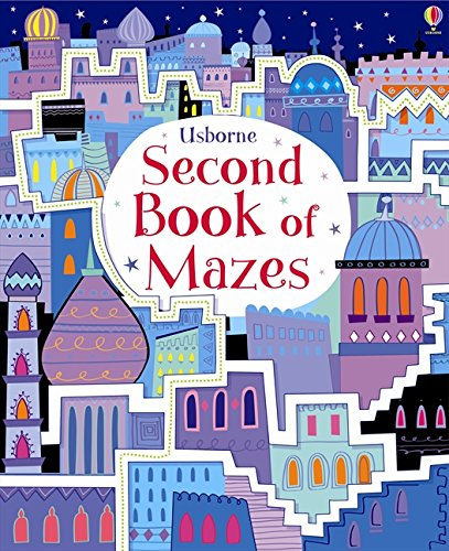 Second Book of Mazes 0