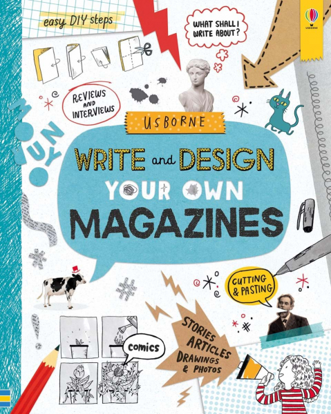 Write and Design Your Own Magazines 0