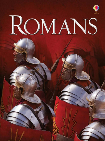 Romans by Katie Daynes 0