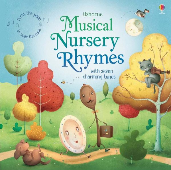Musical Nursery Rhymes (Musical Books) 0