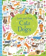 Look and Find Cats and Dogs [0]