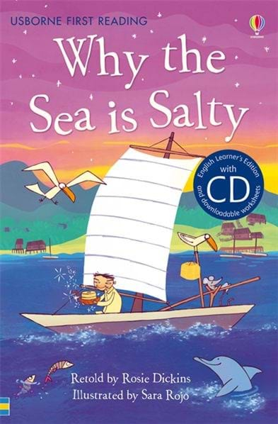 Why the Sea is Salty? [0]