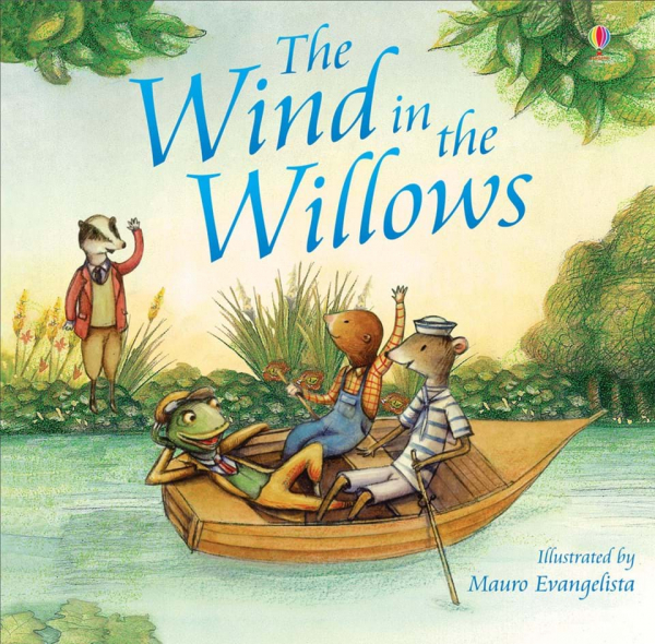 Wind in the Willows 0