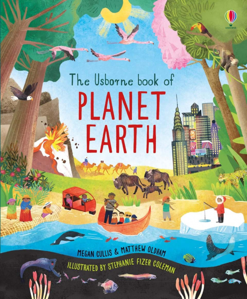 Book of Planet Earth 0