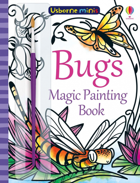 Magic Painting Bugs 0