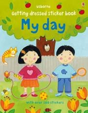 my day sticker book 0