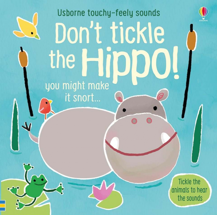 Don't tickle the hippo 0