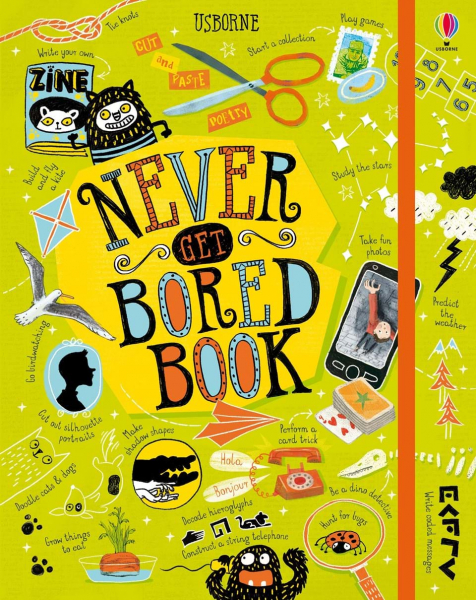 Never Get Bored Book 0