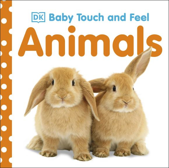 Baby touch and feel Animals DK 0