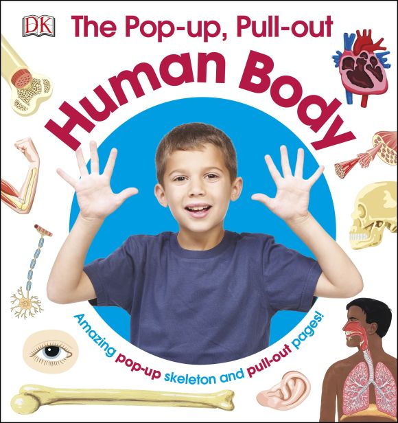 The Pop-up, Pull-out Human Body 0