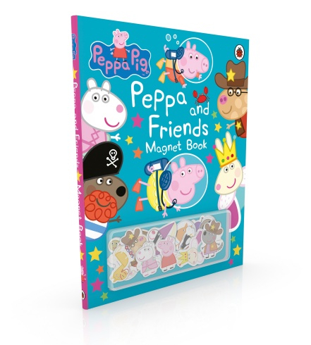 Peppa Pig: Peppa and Friends Magnet Book 0