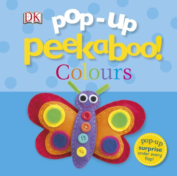 Pop up Peekaboo Colours DK 0