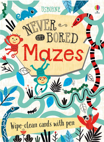 Mazes Series: Never get bored 0