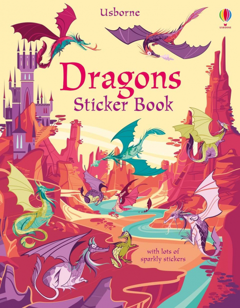 Dragons Sticker Book 0