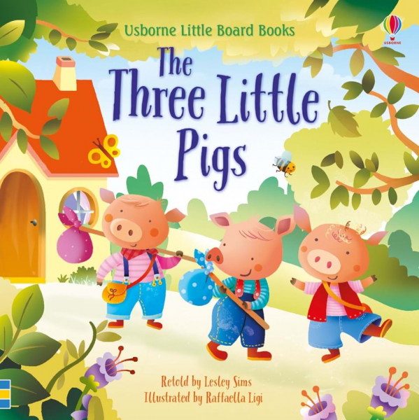 Three Little Pigs 0