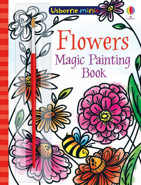 Magic Painting Flowers 0
