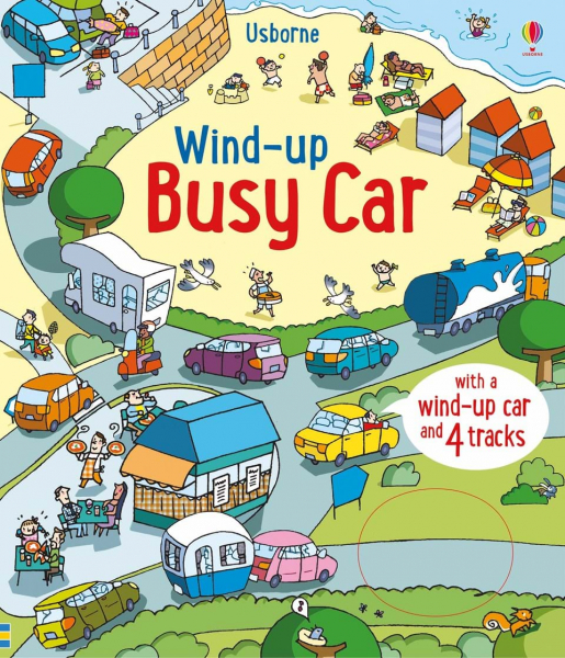 Wind-up Busy Car 0