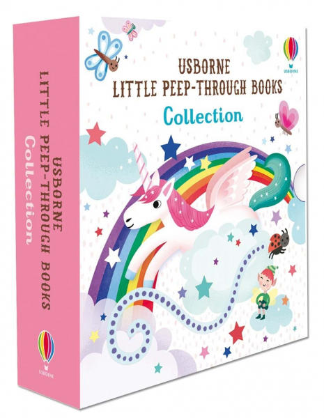 Little Peep Through 3 Book Box Set 0