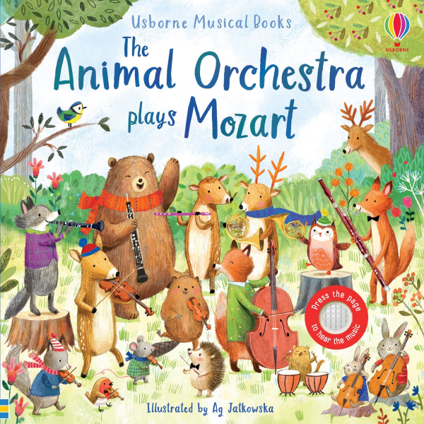 The Animal Orchestra Plays Mozart 0