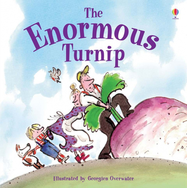 The Enormous Turnip. 0