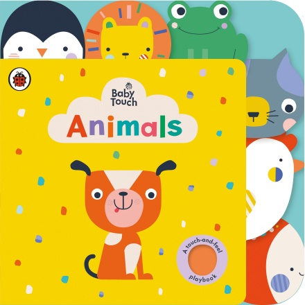 Baby Touch: Animals Tab Book 0