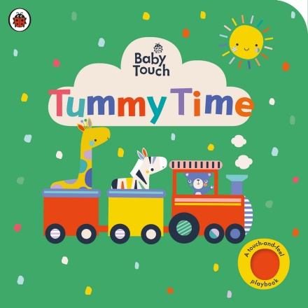 Baby Touch: Tummy Time ladybird 0