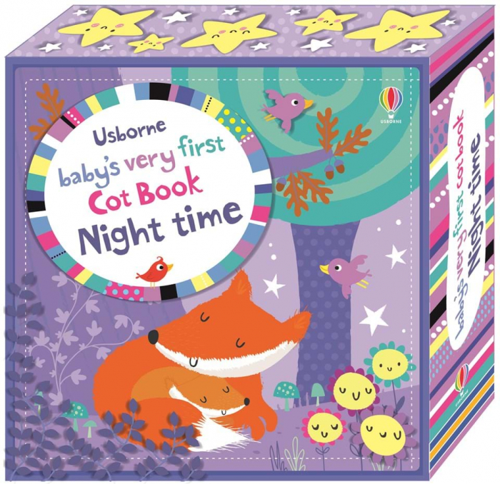 Baby's very first cot book: Night time 0