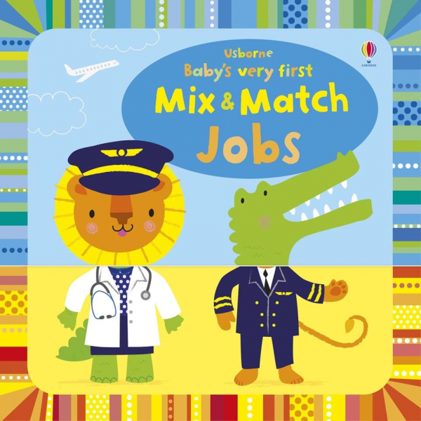 Baby's very first mix and match jobs 0