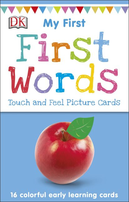 My first First Words Picture Cards 0