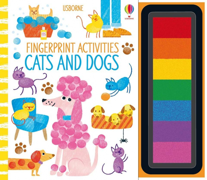 Fingerprint Activities Cats and Dogs 0