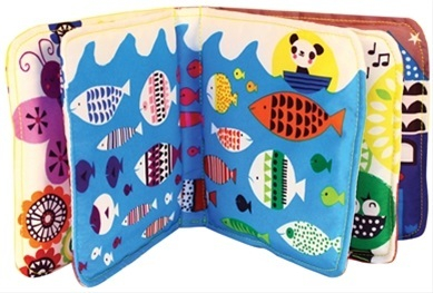 Baby's very first cloth book (yello 1