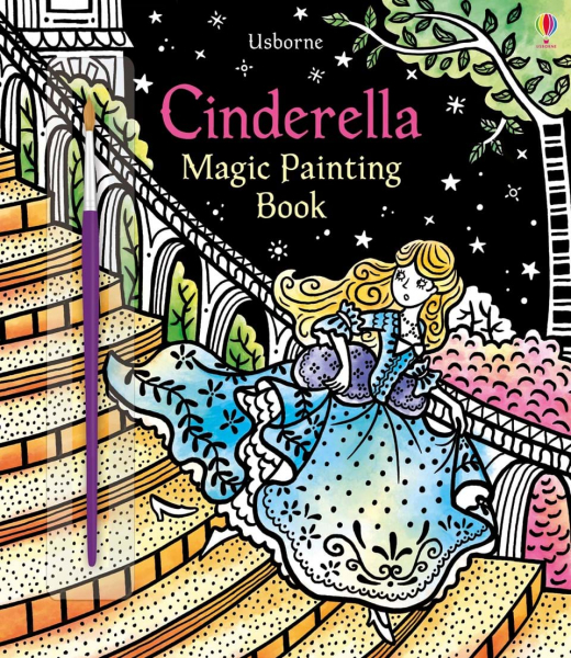 Magic Painting Cinderella 0