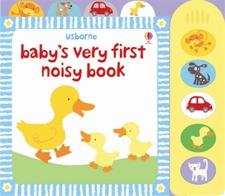 Baby's very first noisy book 0