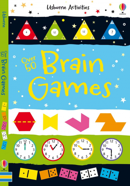 Over 50 Brain Games 0