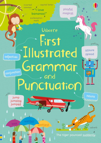 First Illustrated Grammar and Punctuation 0