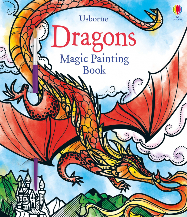 magic painting dragons 0