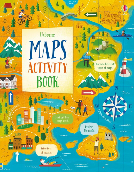 Maps Activity Book 0