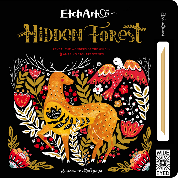 EtchArt Hidden Forest 0