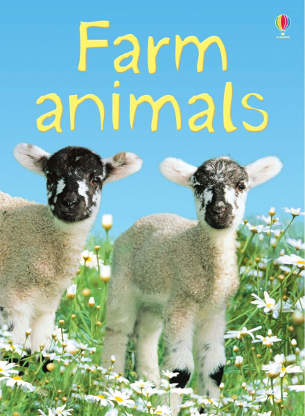 Farm Animals Usborne 0