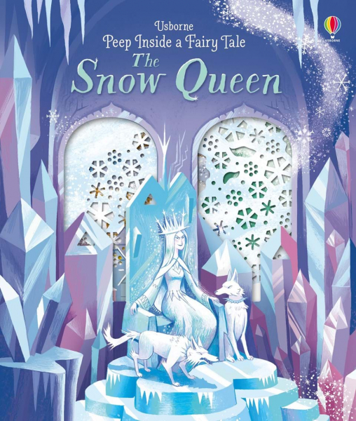 Peep Inside a Fairy Tale Snow Queen 0