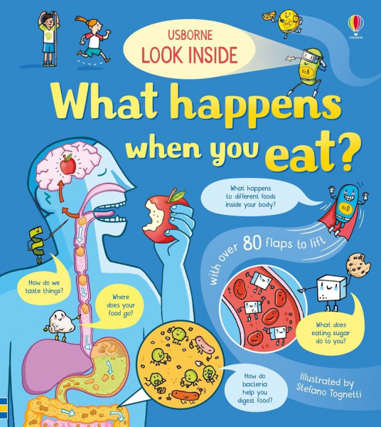 Look Inside What Happens When You Eat, 0